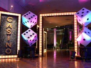 Casino Party Decorations