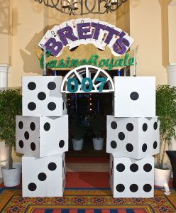 Casino Decorations