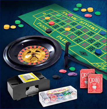 Casino Games Party