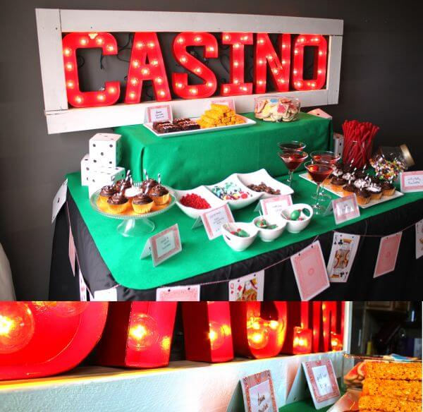 Diy Casino Party Games