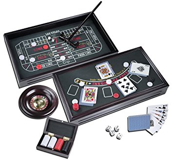 Gaming Sets For Your Casino Night