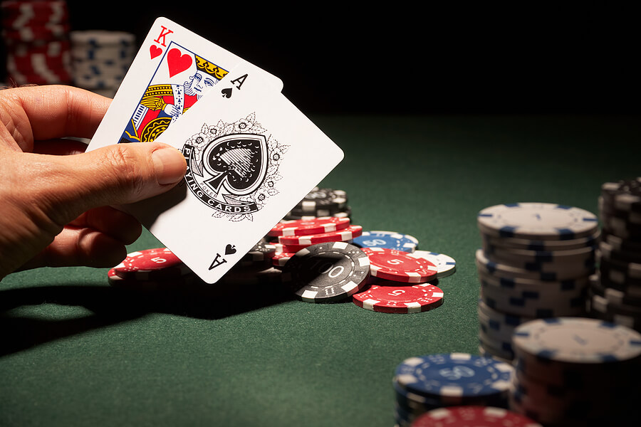 Top Five Tips For Playing Blackjack