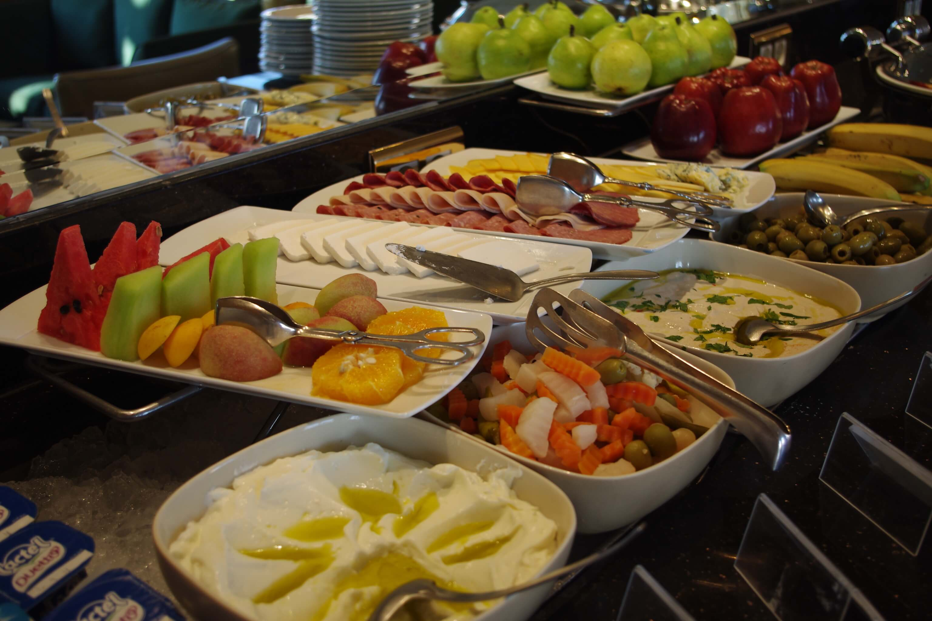 Types of Buffets for a Casino Party