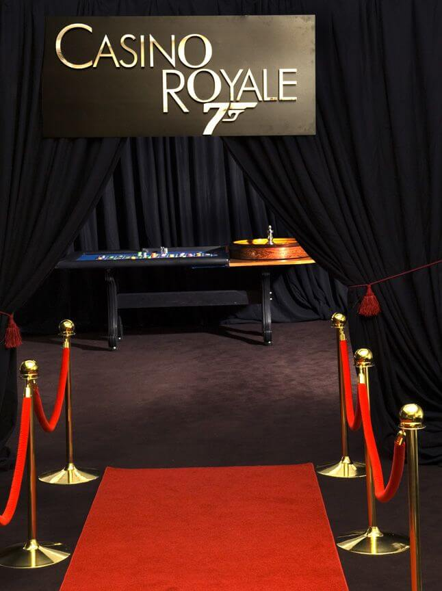 How To Host The Best Casino Royale Party