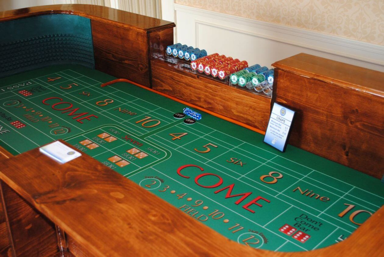 Home Casino Table
