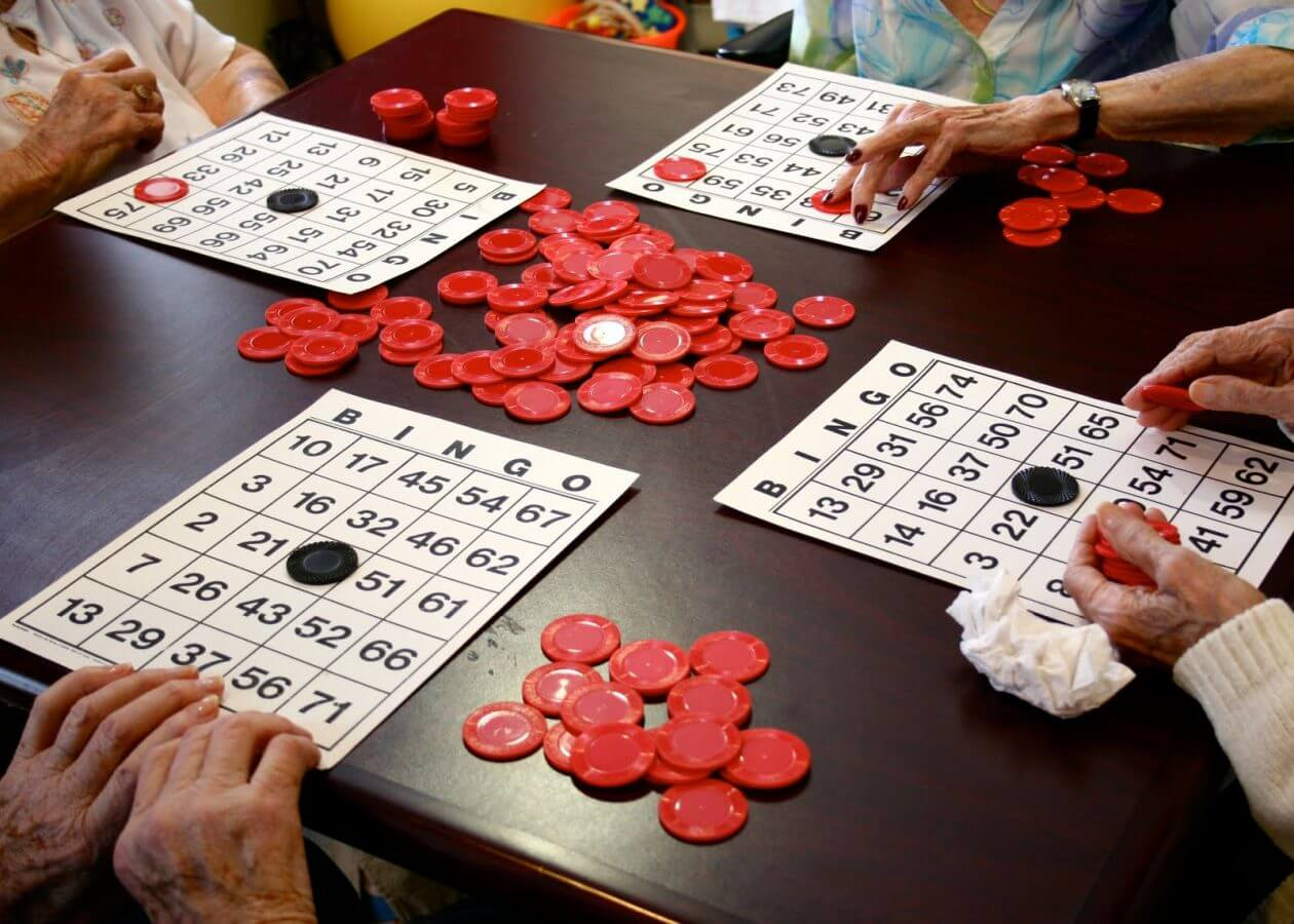 Enjoy Bingo At Home