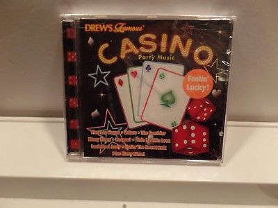 Choosing Casino Party Music
