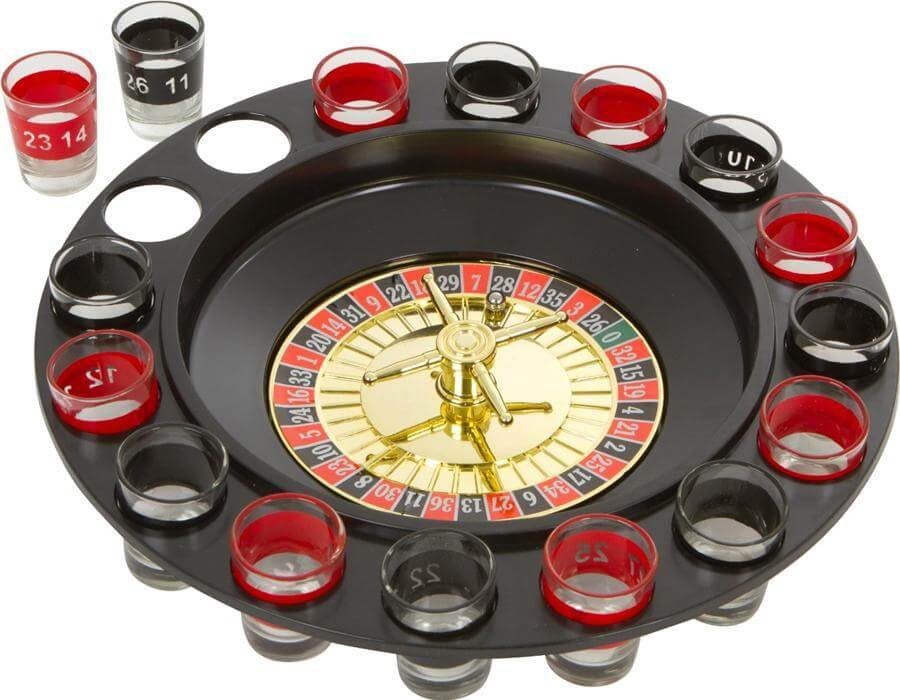 Casino Party Drinking Games