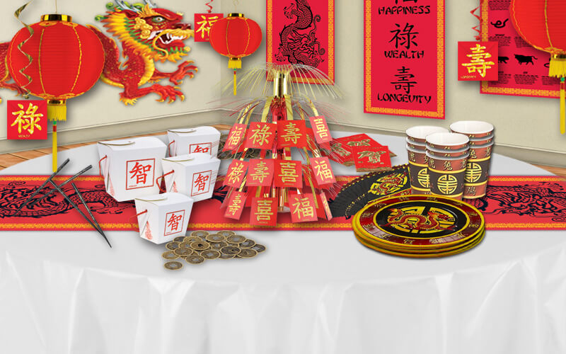 Everything You Need To Throw An Asian-Themed Party