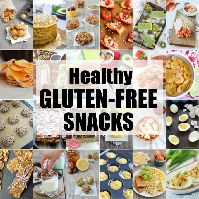 Gluten Free Party Snacks to Wow Your Guests