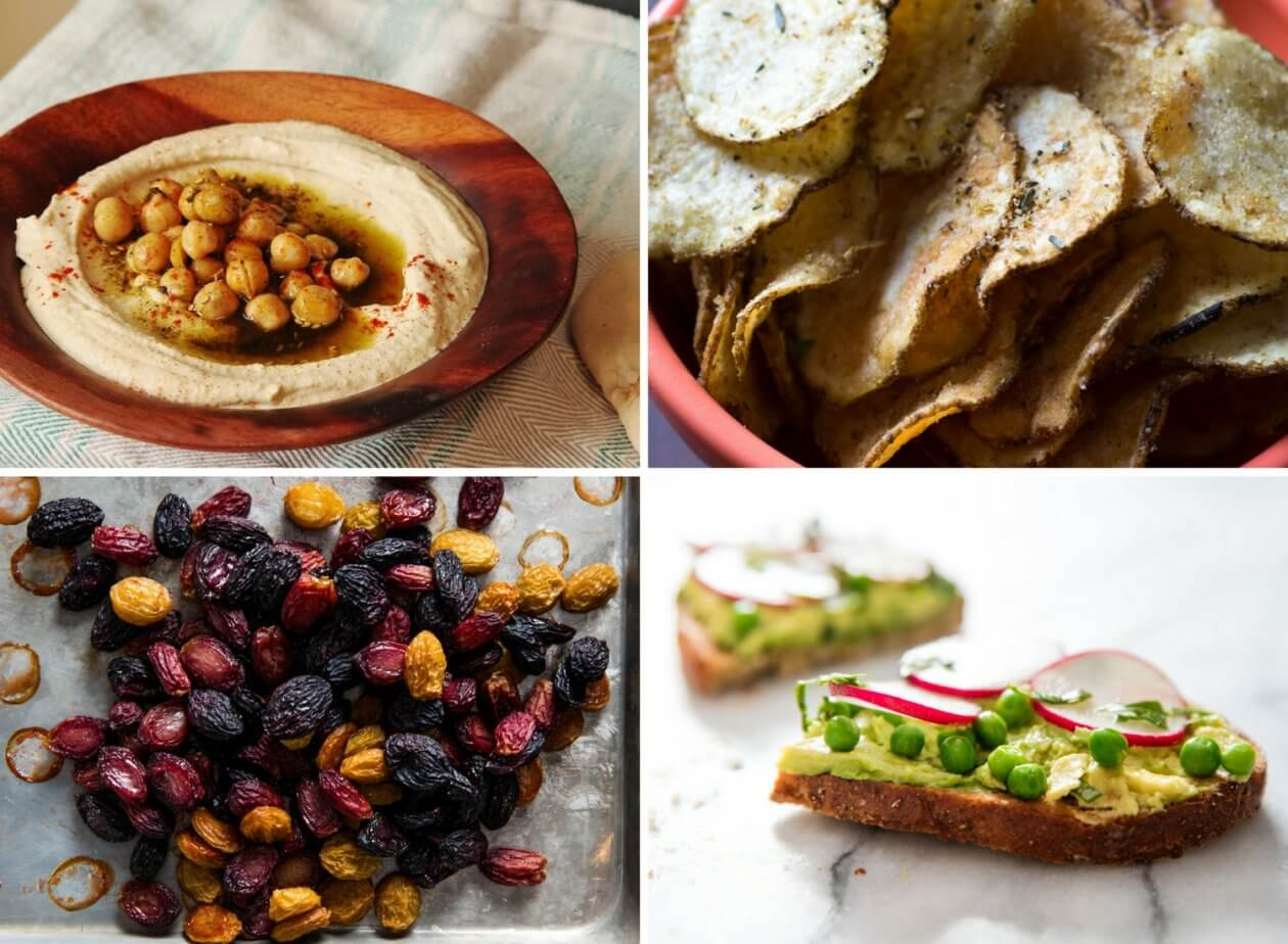 Vegan Snack Ideas for a Casino Party